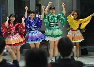 八戸のアイドル「pacchi」デビュー