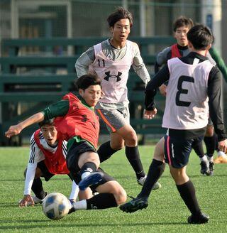 サッカー青森山田高、11日プレミアホーム戦