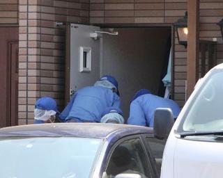 逮捕の女「夫の首絞めた」、茨城