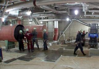 九電、玄海原発の廃炉作業を公開
