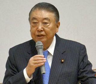 大島衆院議長「政党の変化多すぎる」