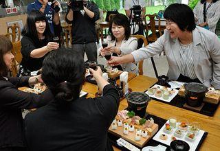田子のガリステごはん5万食を突破