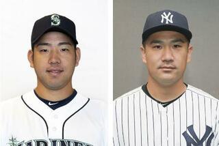 大リーグ、菊池と田中が初対戦へ
