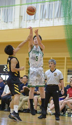 天皇杯皇后杯バスケ、男子代表は鶴田クラブ