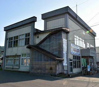 風間浦村庁舎、移転先さらに高台へ