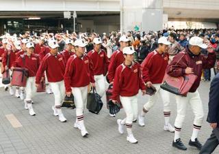 選抜高校野球決勝は習志野と東邦