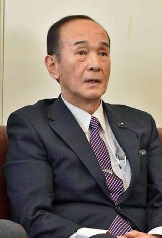 小桧山氏が出馬表明 三沢市長選