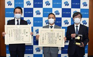 ドクターカーV3に科学技術賞/八戸