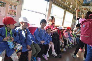 園児や保護者が対象、弘南鉄道で「100円電車」企画