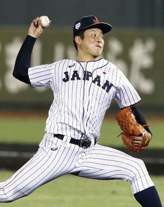 野球、日本は韓国に敗れA組2位