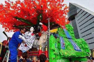 「あおもり10市大祭典」22日青森で開幕