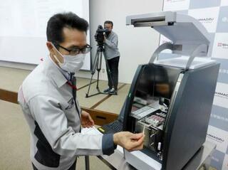 低価格のPCR検査装置を開発