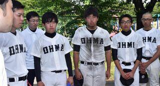 青森県高校野球代替大会 監督たちの贈る言葉