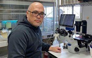 新型コロナウイルスのワクチン開発に取り組む森田・弘大准教授