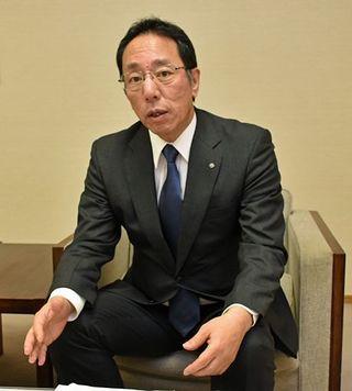 「住民との対話の場検討」/日本原燃新社長