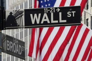 NY株最高値、73ドル高