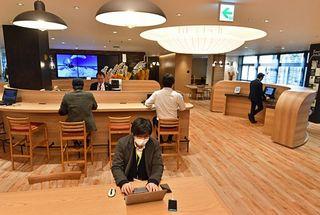 東奥日報新町ビルNew'sがオープン