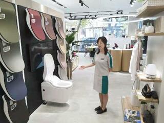 パナソニック、中国に大型展示場