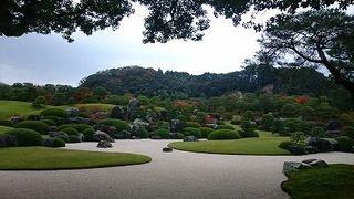 まるで一枚の絵画〜足立美術館 庭園〜