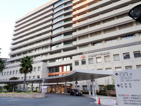 コロナ 大阪 赤十字 病院