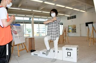 健康への道 測定から/青森市が無料テスト