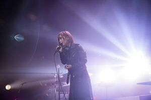 初のZepp Tokyoでバースデーライブを開催したReoNa Photo by 山本哲也