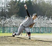 山田と聖愛決勝へ/リトルシニア野球青森大会