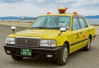 「うどんタクシー」差し止め提訴