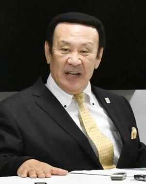 全日本テコンドー協会の金原昇会長