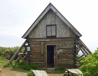白神岳避難小屋修復へ、ふるさと納税で支援募る
