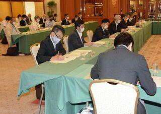 コロナ対策部会設置 青森県三八地域活性化協
