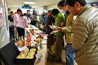 弘前大など公開講座「リンゴを科学する」