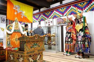 福井のブータン博物館が移転改装