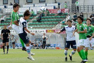 ヴァンラーレ八戸3-0で完勝