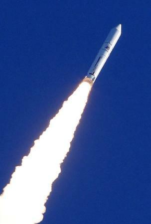 JAXA固体ロケットで月目指す