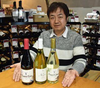 八戸ワイナリーの八戸ワイン14日から発売