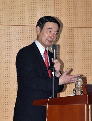 細菌研究の野田名誉教授が三沢高で講演