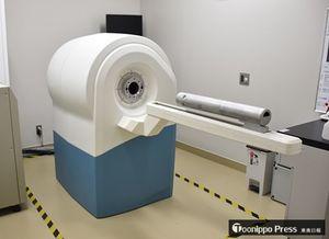 国内唯一となる小動物用のPET―MRI装置