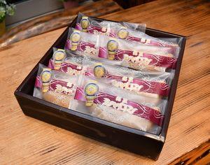 3年連続で最高金賞を受賞した「銘菓シャロン」