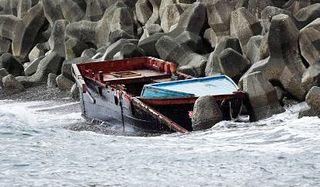 木造船漂着、昨年累計超え19件に