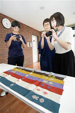弘前の魅力、高校生がポスターで発信