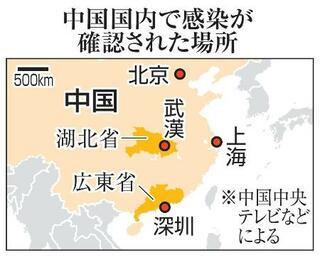 中国、新型肺炎制圧に全力