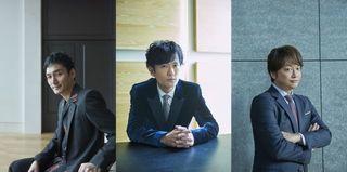 稲垣・草なぎ・香取「新しい地図」として初、揃って地上波出演 RKBローカルで特番
