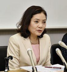 青森県知事選 市民団体の佐原氏が出馬表明