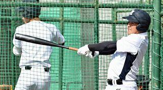 八西、17日花巻東戦/秋季東北高校野球