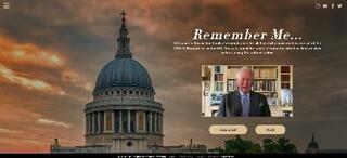 英、犠牲者追悼の専用サイト開設