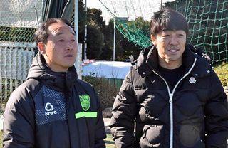 高校サッカー「個々の能力で山田高が上」下平氏