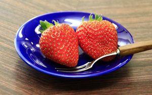 松田さんが生産したよつぼし。強い甘みと香りが特徴