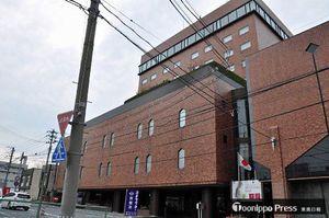 運営会社が中央大手の子会社となった八戸グランドホテル