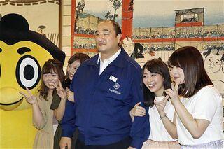 元安美錦、来年10月4日に引退相撲